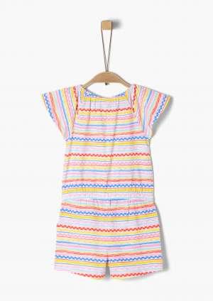 Lány overall