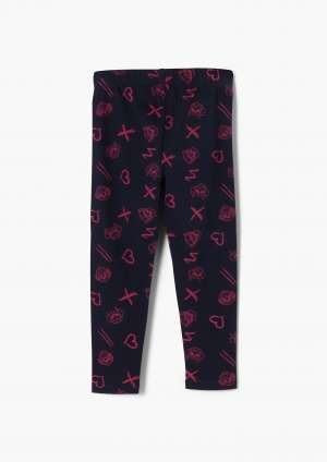 Lány leggings